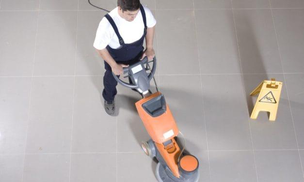 Účinná ochrana proti manuálnímu poškození podlah