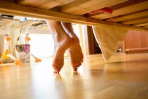 Kdo nám vyčistí podlah?