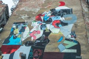 vandalismus - odstranění graffiti Ostrava