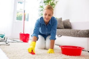 čištění kobercové plochy snadno a rychle