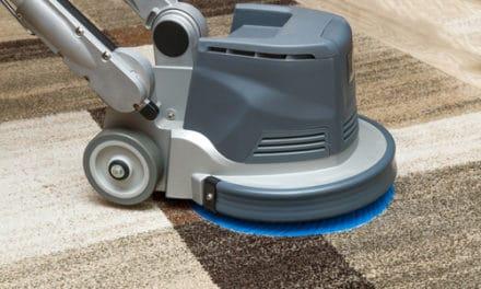 Strojová metoda čištění si poradí prakticky se vším, i s potravinářským barvivem. Tepování koberců Praha 10