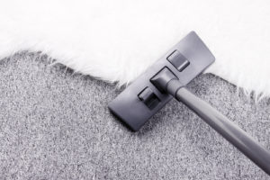 hloubkové čištění potahů