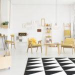čištění litých podlah