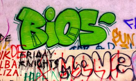 """Odstrániť grafity som si nechala od spoločnosti """"Výškové práce Bratislava"""""""