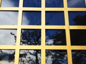 čistenie drobných okien