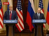 Co říkal Klvaňa na ČT? Ne, jiná verze summitu Trump-Putin. Něco se dohodlo