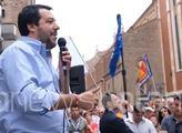 Monika Pilloni a novinky z Itálie: Opozice se zoufale snaží dostat k moci trestním stíháním Salviniho. Přitom se před celou zemí totálně zesměšnila