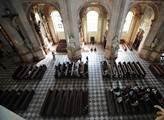 Pražský pravoslavný arcibiskup hovořil v Oděse o Hurvínkovi. Myslel tím svůj protějšek. Věřící jen žasnou