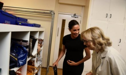 The Queen Just Handed Over 2 Royal Duties to Meghan Markle. Here's What to Know