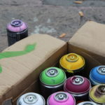 Odstranění grafitů