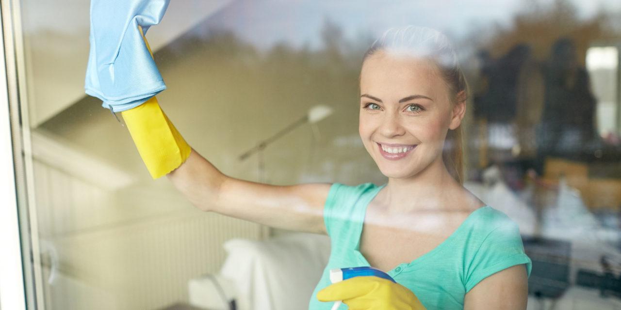 Okna jako zrcadlo, mytí fasád, prosklených stěn. Čištění fasád od plísně Olomouc
