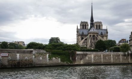 These Before and After Images Show the Extent of the Devastation at Paris' Notre Dame Cathedral