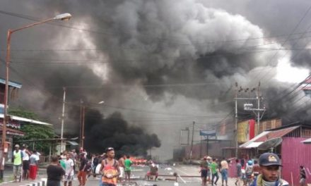 Protests in West Papua Have Turned Violent Amid an Internet Blackout. Here's What to Know
