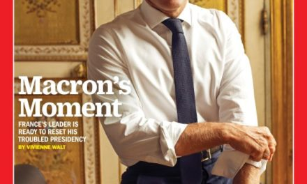 'I'm in This Death Valley.' Read Our Full Conversation with Emmanuel Macron