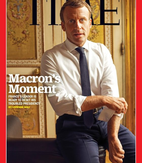 France's President Emmanuel Macron Is Ready to Reset His Troubled Presidency