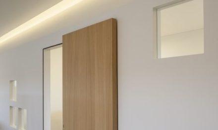 Interiérové posuvné dvere KORATEX