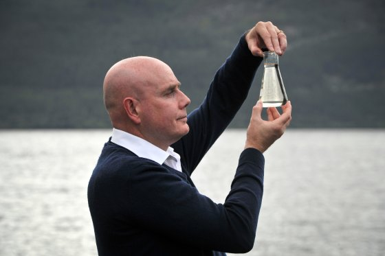 Scientist: DNA Samples Suggest Famed 'Loch Ness Monster' Might Be a Giant Eel. Or Maybe There's Just Lots of Regular-Sized Eel in the Loch?