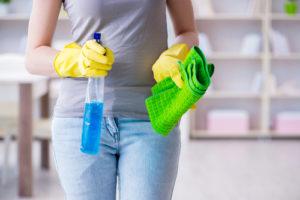 mytí prosklených ploch