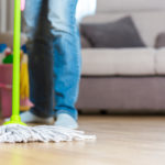 moderní čištění podlah